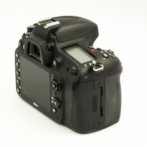 Used Nikon D610 Body Only w/ Grip