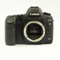 Used Canon EOS 5D MKii Body Only