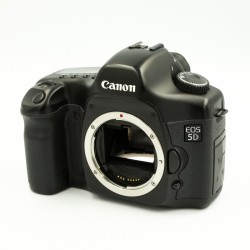 Used EOS 5D Body Only