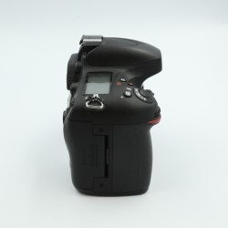 Used Nikon D610 Body Only w/MB-D14 Grip
