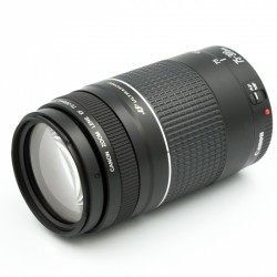Used Canon EF 75-300mm f4-5.6 III USM