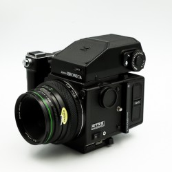 Used Bronica ETRS Two Lens Kit