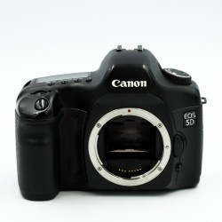 Used Canon EOS 5D Body Only