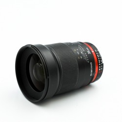 Used Samyang 35mm f1.4 AS UMC For Nikon