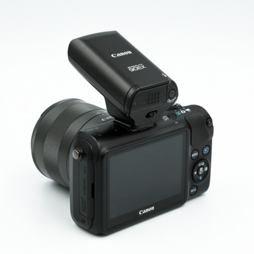 Used Canon EOS M w/ 2x Lens Kit