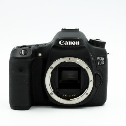 Used Canon 70D Body Only