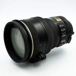 Used Nikon AF-S VR Nikkor 200mm f2G IF-ED