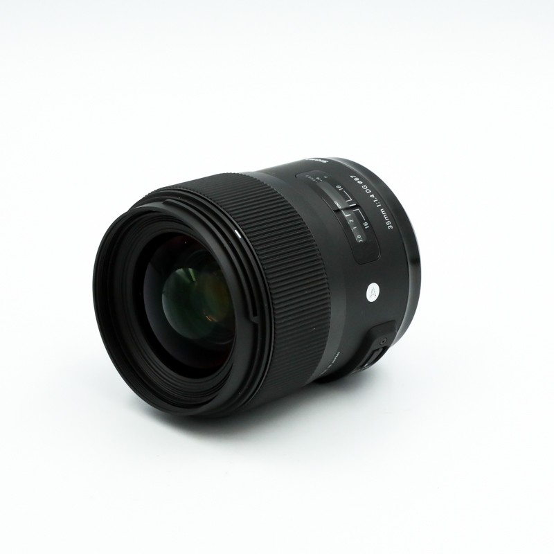 Used Sigma 35mm f1.4 Art DG HSM For Nikon