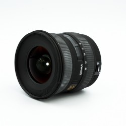Used Sigma 10-20mm f4-5.6 DC For Canon