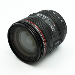 Used Canon EF 24-70mm f4L IS USM Lens