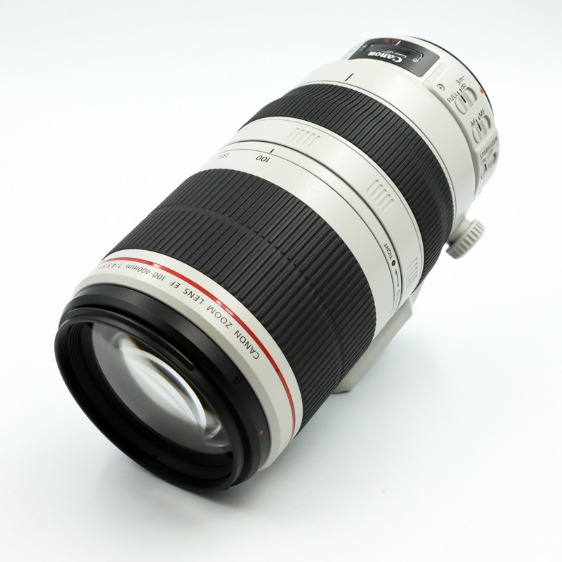 Used Canon EF 100-400mm f4L IS II USM Lens