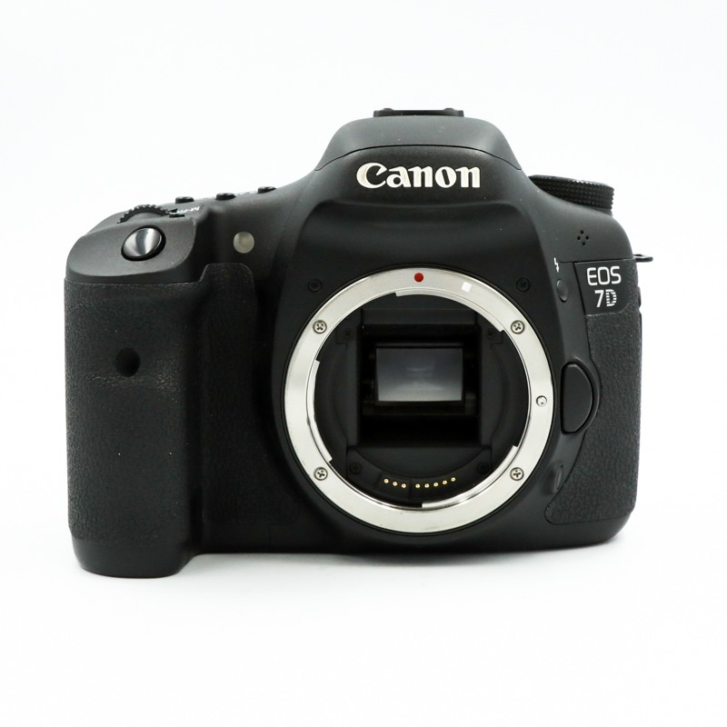 Used Canon EOS 7D Body Only
