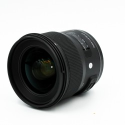 Used Sigma 24mm f1.4 DG HSM Art for Nikon