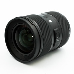 Used Sigma 24-35mm f2 DG Art lens for Nikon
