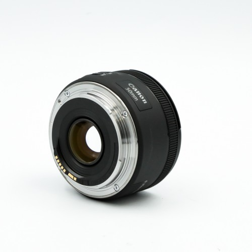 Used Canon EF 50mm f1.8 STM