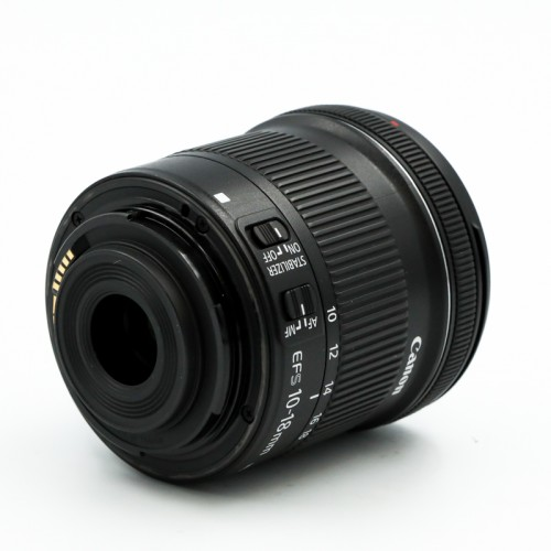 Used Canon 10-18mm f4.5-5.6 IS STM