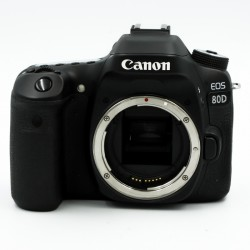 Used Canon EOS 80D Body Only