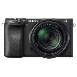Sony A6400 with 16-50mm Lens Black