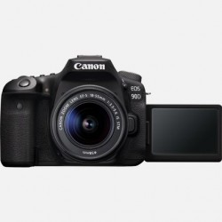 Canon EOS 90D + EF-S 18-55mm f3.5-5.6 IS STM Lens