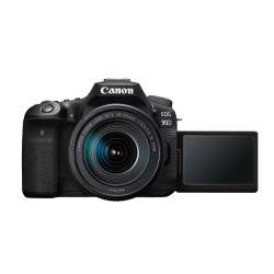 Canon EOS 90D + EF-S 18-135mm f3.5-5.6 IS STM Lens