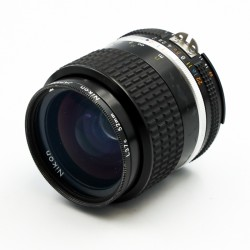 Used Nikon 28mm f2 AIS lens
