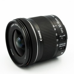 Used Canon EFS 10-20mm f4.5/5.6 IS STM