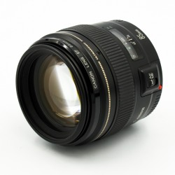 Used Canon EF 85mm f1.8 USM Lens
