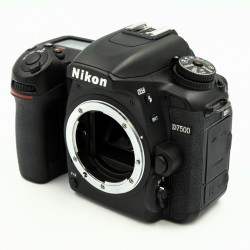 Used Nikon D7500 Body Only