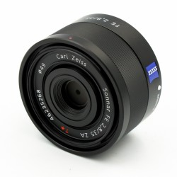 Used Sony FE 35mm f2.8 ZA E Mount