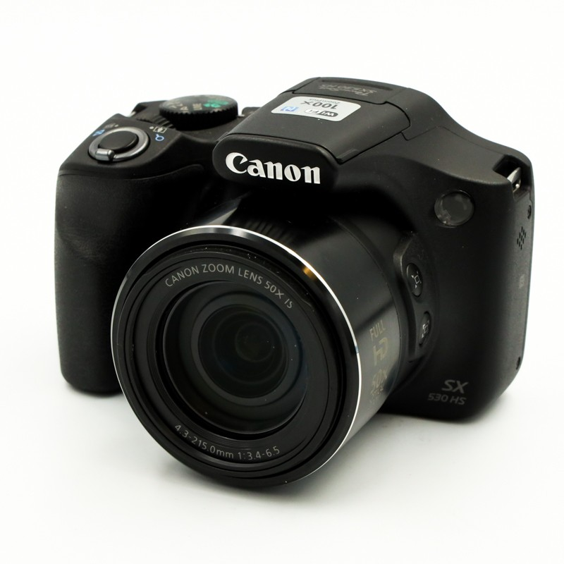 Used Canon Powershot SX530 HS camera