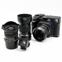 Used Mamiya 7 II Outfit with 80mm f4, 150mm f4, 50mm f4.5L and Viewfinder