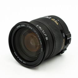 Used Sigma 17-50mm f2.8 EX HSM OS DC lens For Nikon