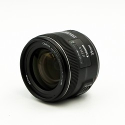 Used Canon EF 35mm f2 IS USM Lens