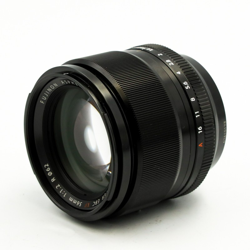 Used Fujifilm 56mm f1.2 R Lens