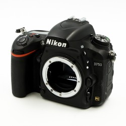 Used D750 Body 5313 Shots 6