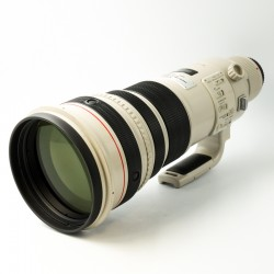 Used Canon 500mm f4L IS USM Lens