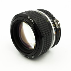Used Nikon 50mm f1.2 AI-S Lens