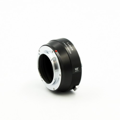 Used Panasonic Lumix DMW-MA3R Adapter