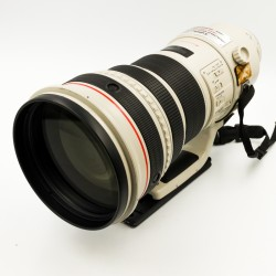 Used Canon EF 400mm f2.8L IS USM lens