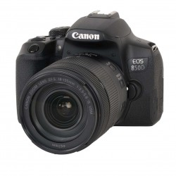 Canon EOS 850D + EF-S 18-135mm IS USM Lens