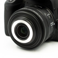 Used Canon EF-S Macro 35mm f2.8 IS STM Lens (Camera not included)