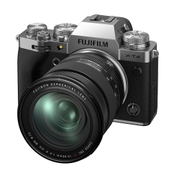 Fujifilm X-T4 Kit with XF 16-80mm lens Silver
