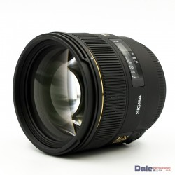 Used Sigma 85mm f1.4 EX DG HSM - Pentax fit