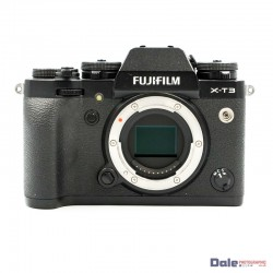 Used Fujifilm X-T3 Body Only Black