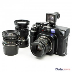 Used Mamiya 7 II Outfit with 43mm f4.5, 80mm f4, 150mm f4.5 and Wide Angle Viewfinder