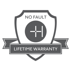 Hawke No Fault Lifetime Warranty