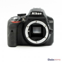 Used Nikon D3300 Body Only