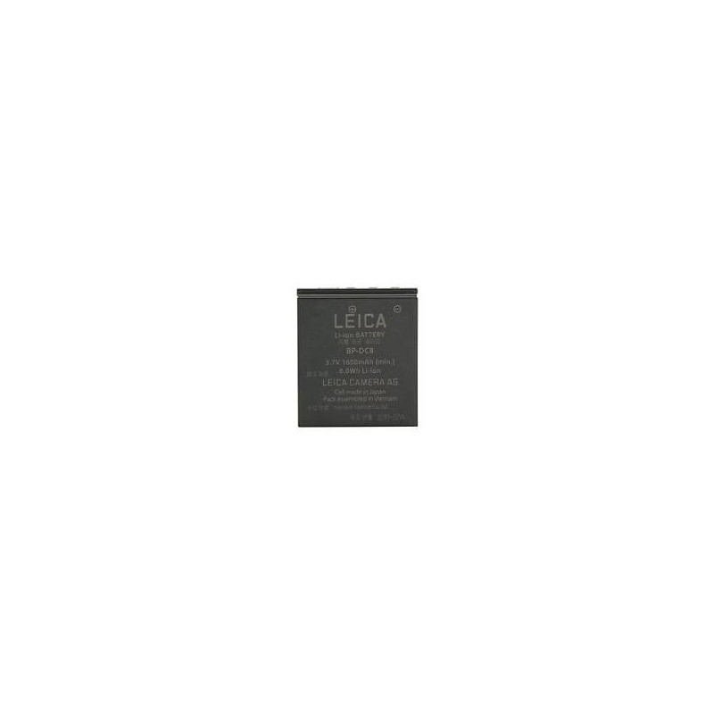 Leica BP-DC8 Battery for X1 or X2 camera 18706