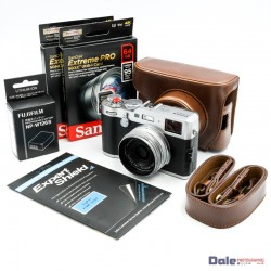 Used Fujifilm X100F + Accessories