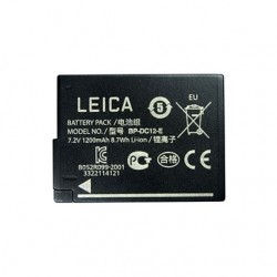 Leica BP-DC 12 Spare Battery